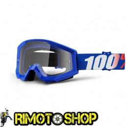 Goggles MX 100% STRATA NATION - Lens CLEAR