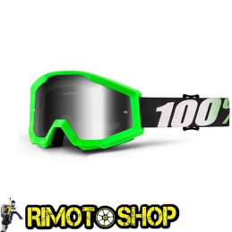 Goggles MX 100% STRATA ARKON - Lens MIRROR