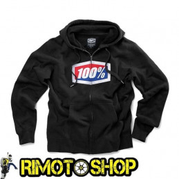 Sweatshirt 100% OFFICIAL BLACK (L)