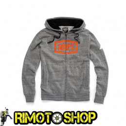 Felpa 100% SYNDICATE GRAY