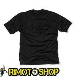 T-SHIRT 100% BARSTOW BLACK (L)