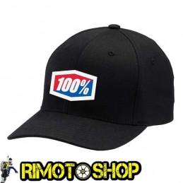 CAP 100% CLASSIC BLACK