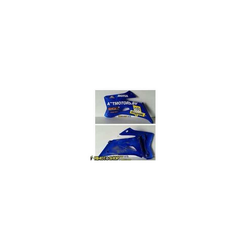 YAMAHA YZF 250 450 LEFT Radiator Shrouds Cover Plastic