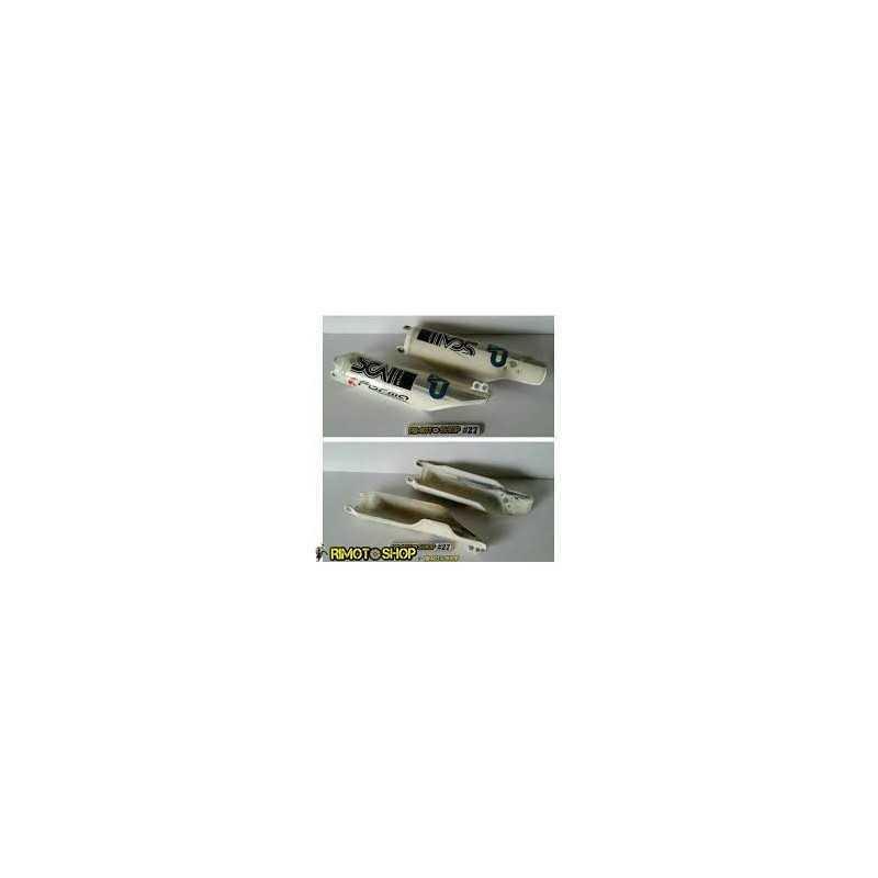 06 08 HONDA CRF 450 fourche fourchette protection