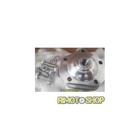 Aprilia rs125 MX SX125 ROTAX122 CNC Motor engine head billet