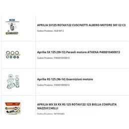 KIT REVISIONE MOTORE BIELLA MAZZUCCHELLI APRILIA RS 125 MX SX