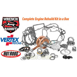 KIT REVISIONE MOTORE HONDA CRF150R 07-09-WR101-177-Wrench Rabbit
