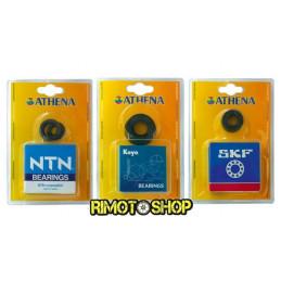 KIT Paraolio e cuscinetti di banco Aprilia AF1 50 91-96 SKF C4