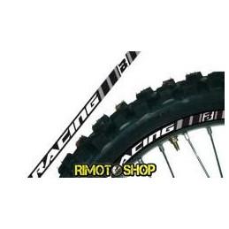 RIM ADESIVI GRAFICHE GREY MOTOCROSS ENDURO MOTARD-5081/20-Blackbird Racing