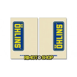 OHLINS CLEAR FORK STICKERS...
