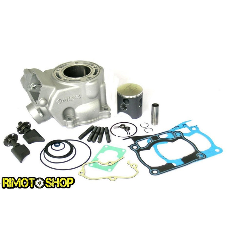 Cilindro e pistone YAMAHA YZ125 D.54 RACE 01-04