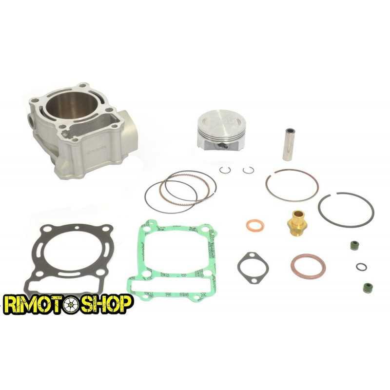 Cilindro e pistone HONDA CBR125R D.67 04-06
