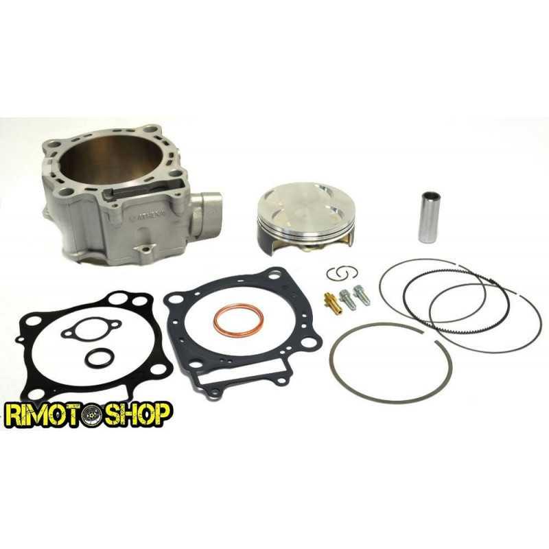 Cilindro e pistone HONDA CRF450X 490cc 05-14