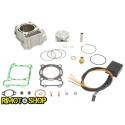 Cilindro e pistone HONDA CBR125R D.67 07-08