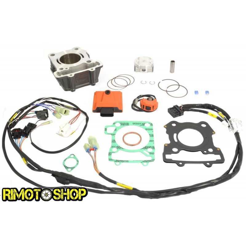 Cilindro e pistone KTM DUKE 125 BB D.65 11-15