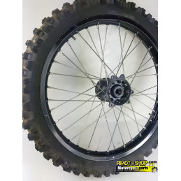 Cerchio anteriore nero Honda cr crf 250 450