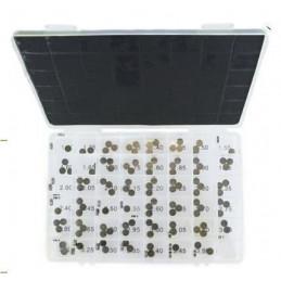 Kit completo Piattelli valvola diametro 9.48 spessore da 1.20 a