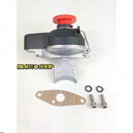 Valvola rave 2 pneumatica HONDA HM 125 motore ROTAX 122 - lavorata-RAVE2-LAV-Rimotoshop