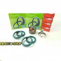 KTM 450 EXC Six Days 03-16 Kit revisione forcella BOCCOLE E TENUTE WP 48mm DOPPIO LABBRO