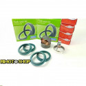 KTM 450 EXC R Six Days 03-08 Kit revisione forcella BOCCOLE E TENUTE WP 48mm DOPPIO LABBRO