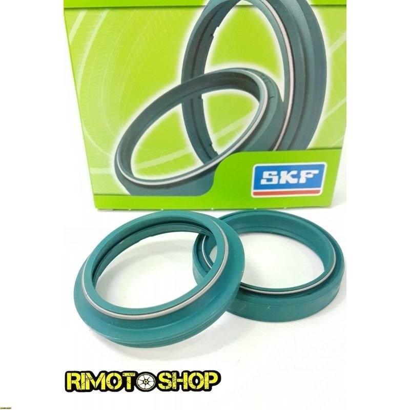 Suzuki RM-Z250 13-15 SKF Fork Seals Oil & Dust Seals SKF SHOWA 48 mm double  lip