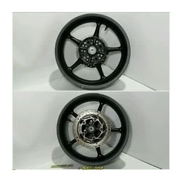06 13 YAMAHA MT03 cerchio ruota posteriore-CE9-6304.3J-Yamaha
