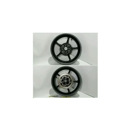06 13 YAMAHA MT03 cerchio ruota posteriore