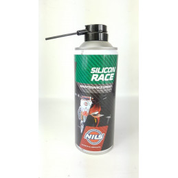 Spray lucidante siliconico Nils Silicon Race - 400
