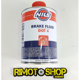 Olio freni Nils Brake Fluid DOT 4 - 250 ml