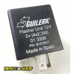 Relé intermittenza frecce LED APRILIA SX 125 2008-2013