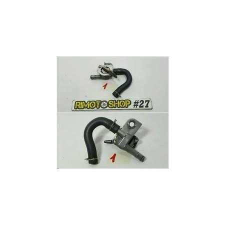 04 09 HONDA CRF 250R rubinetto serbatoio benzina