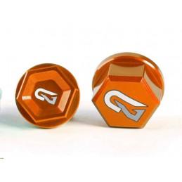 Coppia dadi perni ruota Geco ktm sx 300 15-17 arancione-200.005C.003-RiMotoShop