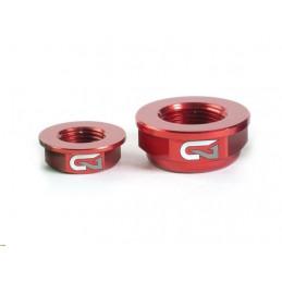 Coppia dadi perni ruota Geco honda crf 250 x 02-17