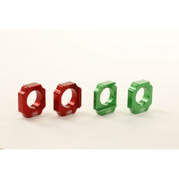 Registri tendi catena Geco ktm exc 250 f 05-17 arancione-200.010.003-RiMotoShop