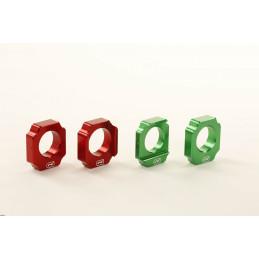 Registri tendi catena Geco BETA RR 300 12-17 Rosso-750.010.004-RiMotoShop