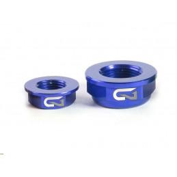 Coppia dadi perni ruota Geco SHERCO SE R 300 13-17 Blu-700.005.002-RiMotoShop