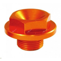 Dado piastra di sterzo KTM 500 EXC F 12-18 arancione