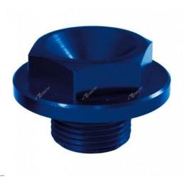 Dado piastra di sterzo KTM 125 SX 03-18 blu Geco-200.041.002-RiMotoShop