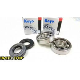 KIT Paraolio e cuscinetti di banco Kawasaki KX 85 01-18 koyo