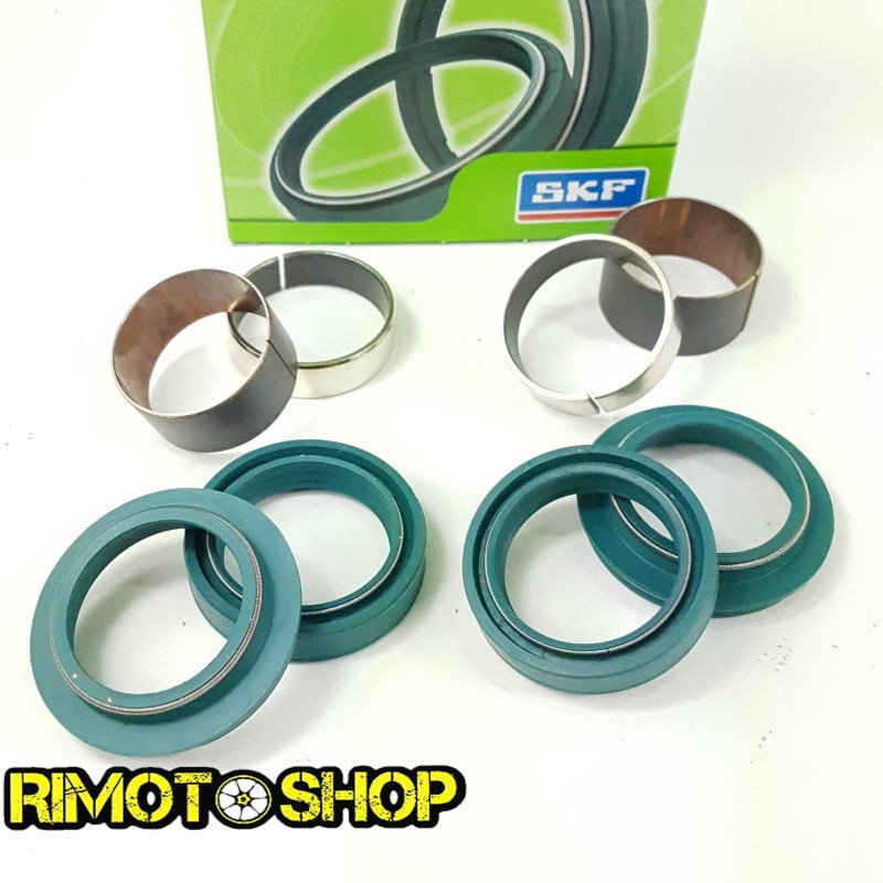 Honda CRF230F 03/17 FORK SERVICE KIT MADE INNER & OUTER BUSHING & SKF SEAL  SHOWA 37 mm