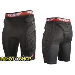 FLY LYCRA SHORT AVEC PROTECTIONS motocross enduro--360-9855-