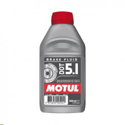 huile freni Motul DOT 5,1 - 500 ml--ML100950-Motul