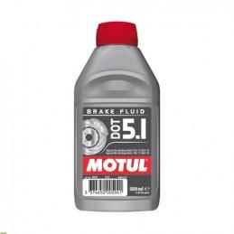 Olio freni Motul DOT 5,1 - 500 ml-ML100950-Motul