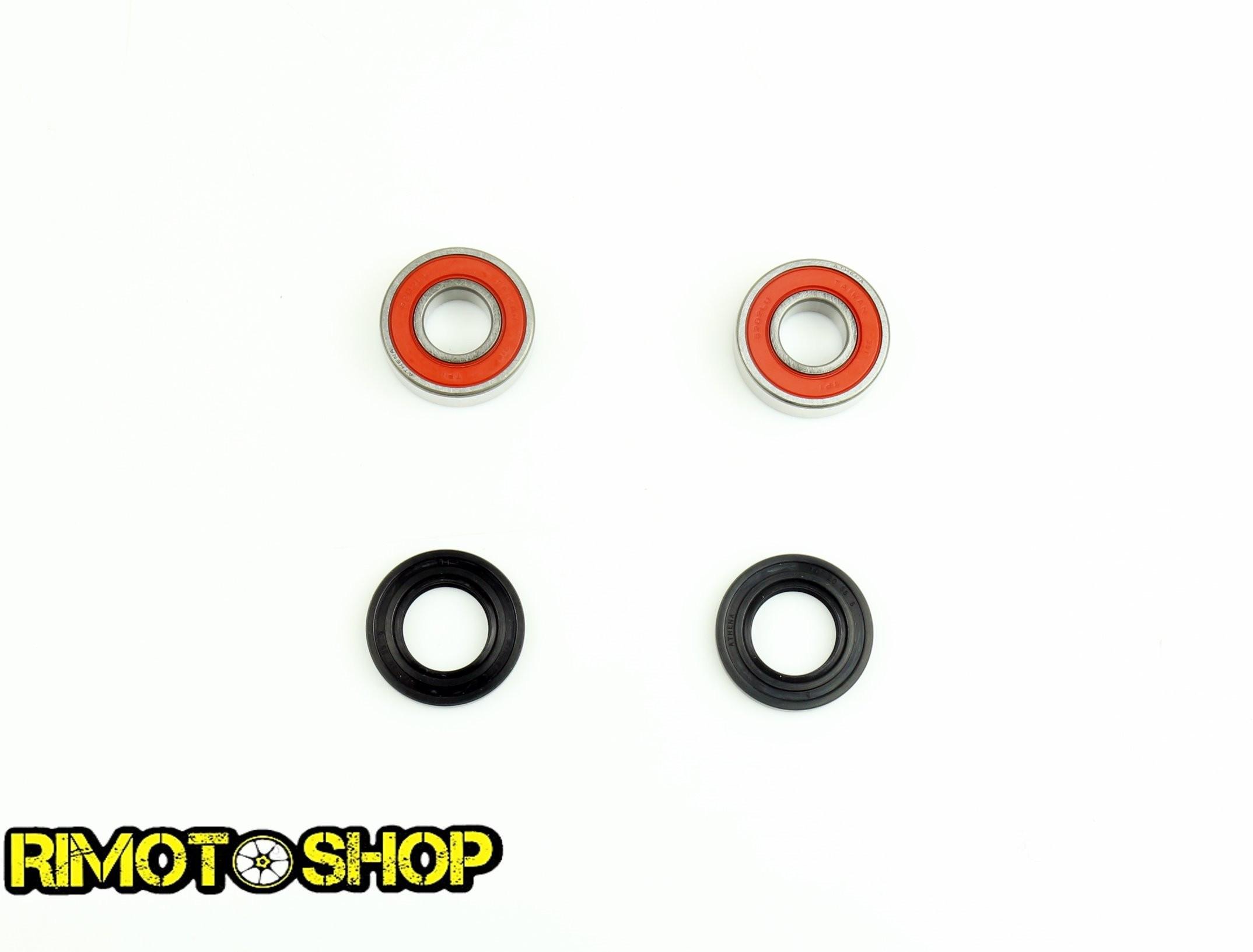 Kawasaki KDX200 1988 All Balls Front Wheel Bearing and Seal Kit
