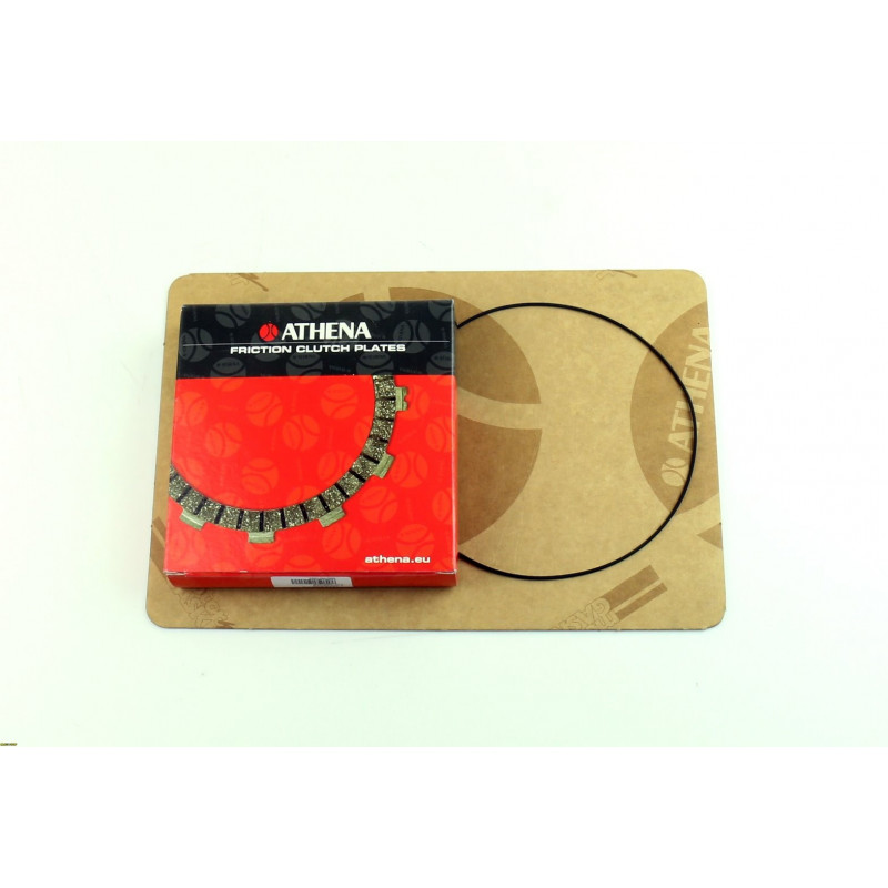 Clutch Cover Gasket for Honda CR 80 from 1986-2002