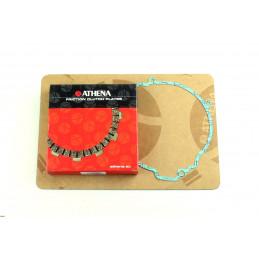 Dischi frizione guarniti e guarnizione Ktm EXC 125 1998-2015-P40230036-Athena - aftermarket