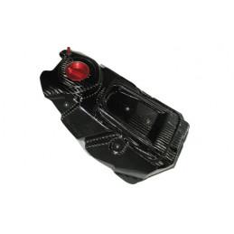 serbatoio in carbonio 6,2 lt. Cmt carbonio Honda CRF 450 R