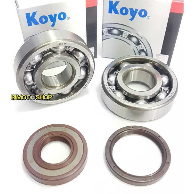 buona vendita più economico elegante nello stile Oil seal kit and main bearings Husqvarna SM 125 98-14 koyo