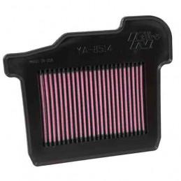 Air filter K&N YAMAHA 850 MT09 ABS (1RC/2DR) 14-15-YA-8514-K&N