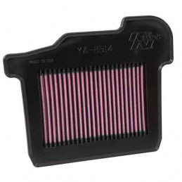 Filtro aria K&N YAMAHA 850 MT09 ABS (1RC/2DR) 14-15-YA-8514-K&N